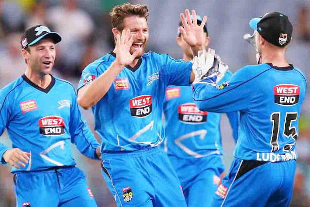 BBL 2018-19,Interestingly, there was not a single bowler