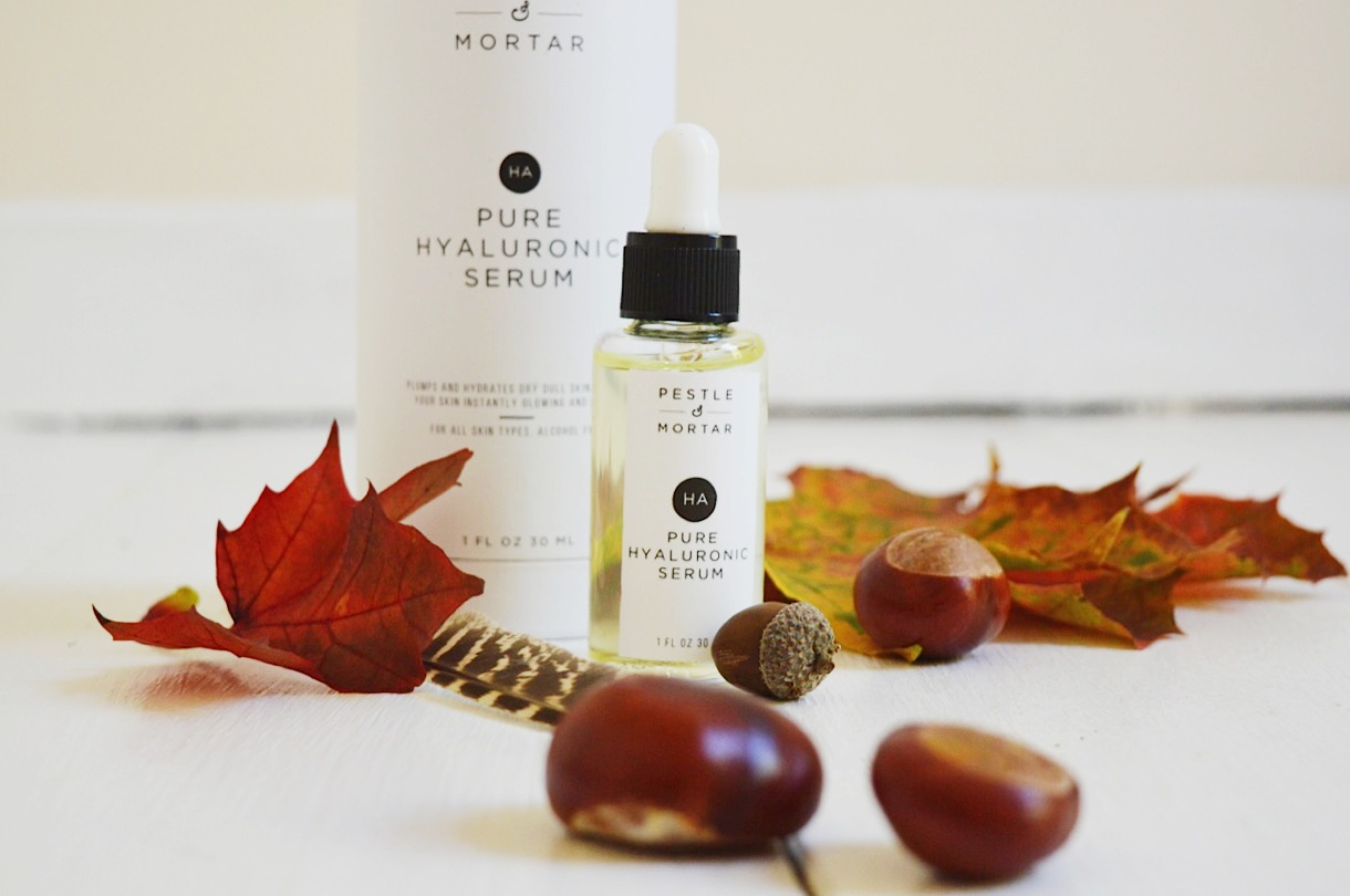 Pestle & Mortar Pure Hyaluronic Serum review, beauty bloggers, FashionFake, serum which is a good primer