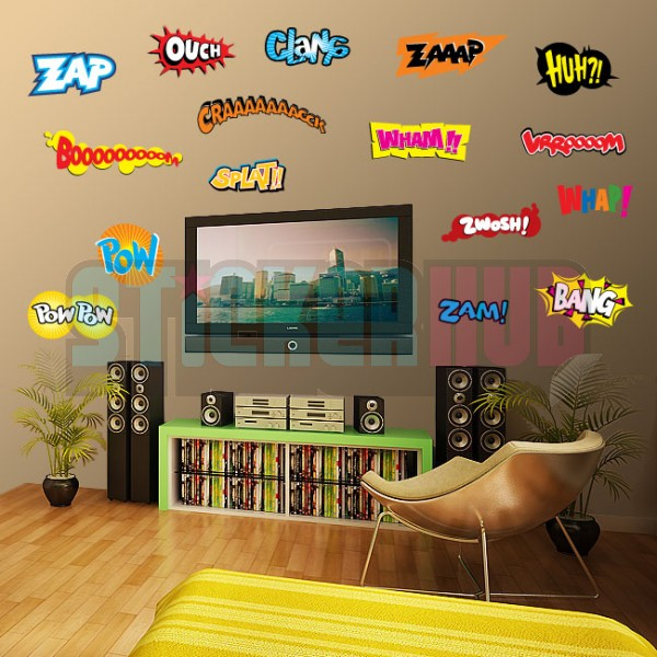 Decals for kids room