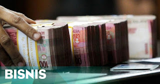 Total Utang RI Turun ke Rp3.196,61 Triliun