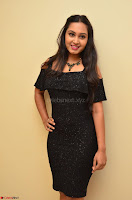 South Actress Amulya in short black dress at Kalamandir Foundation 7th anniversary Celebrations ~  Actress Galleries 011.JPG