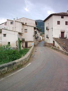 carretera acceso, Beceite, Beseit, 12