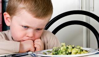 penyebab anak susah makan 2016