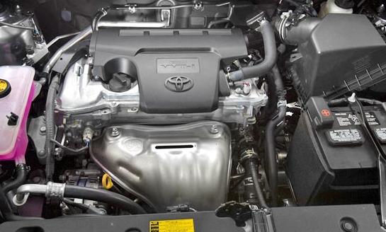 2015 Toyota RAV4 Space Canada