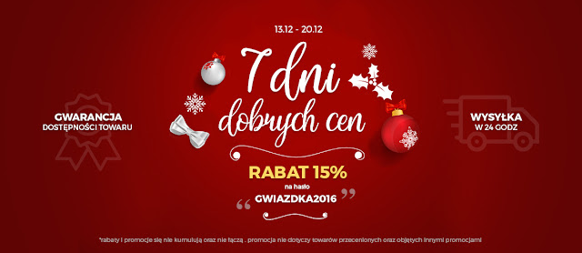 Promocja świąteczna Visione.pl