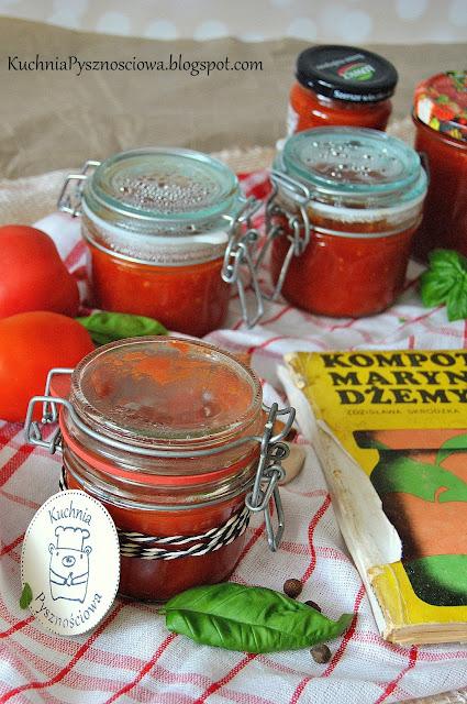448. Domowy ketchup