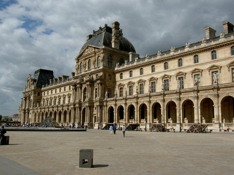 Музей Лувр История Королевского дворца World of Art