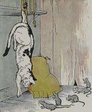 Dongeng Kucing dan Tikus Tua yang Berpengalaman (Aesop) | DONGENG ANAK DUNIA