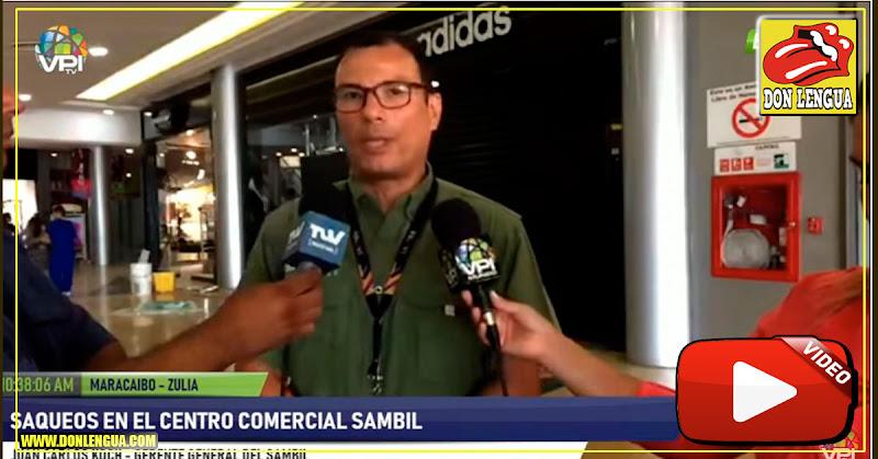 Intentaran abrir de nuevo el Sambil de Maracaibo aunque se encuentran 105 locales saqueados