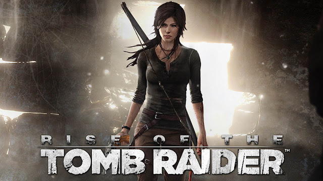 RISE OF TOMB RAIDER Cover Photo