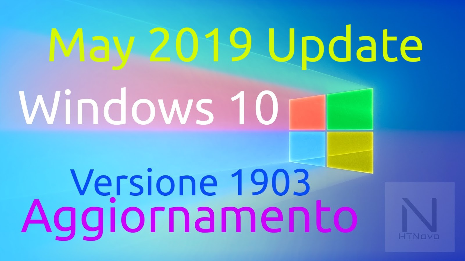 Windows-10-May-2019-Update-disponibile