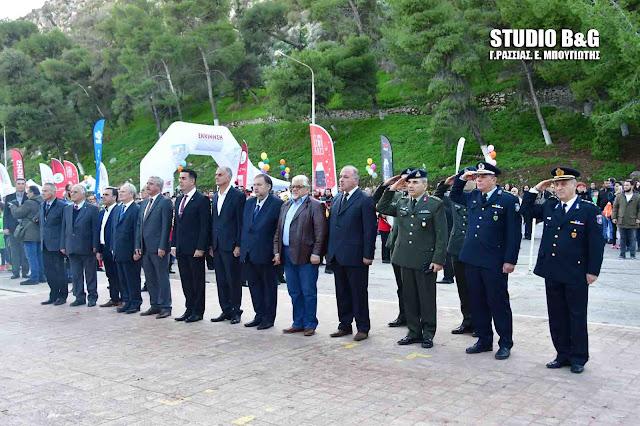 Τίμησαν την επέτειο της Εθνικής Αντίστασης στο Ναύπλιο