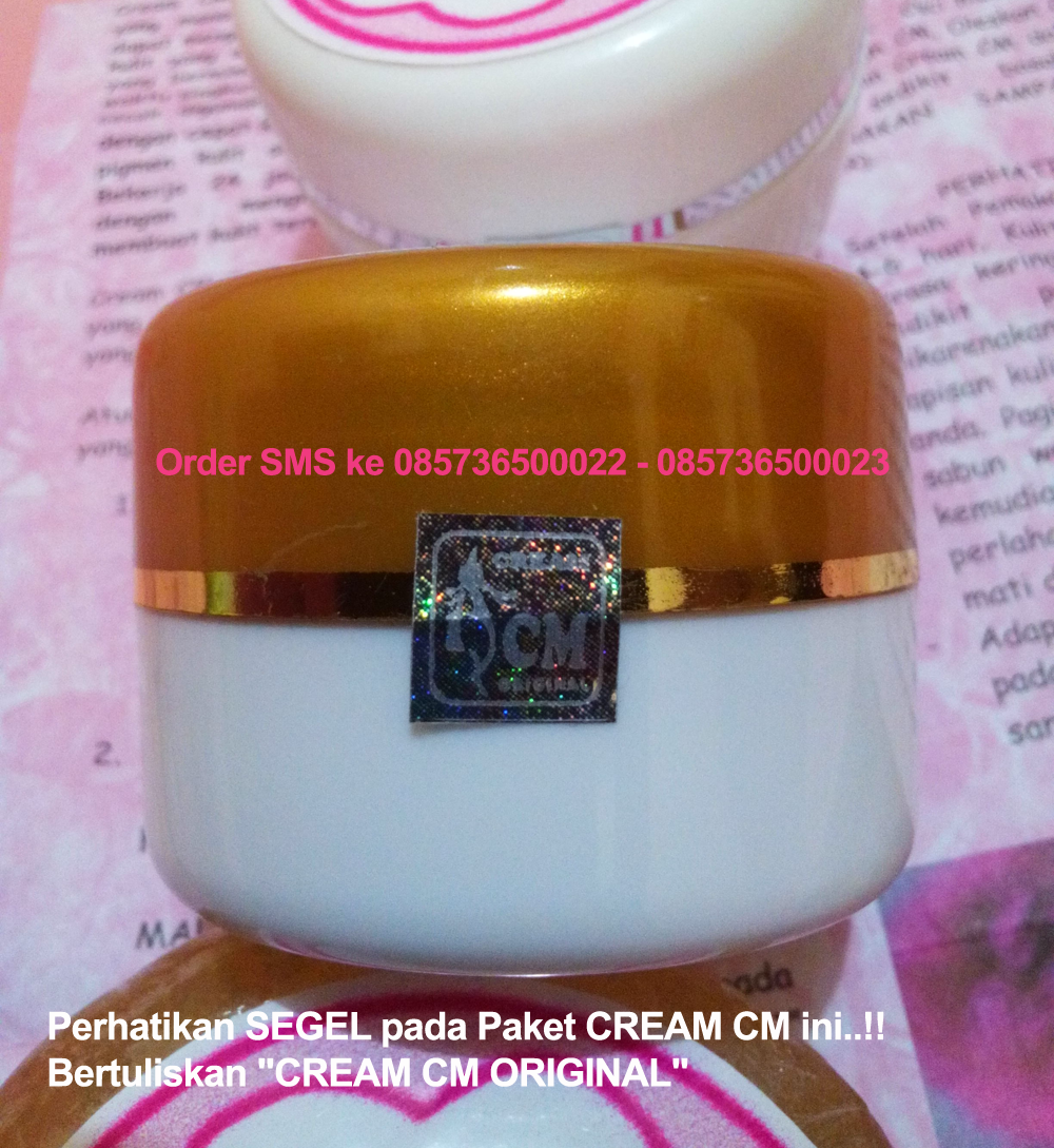 Produk Cream CM ASLI ORIGINAL