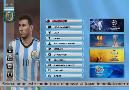 E-Text 2014 lionel messi for pes 6