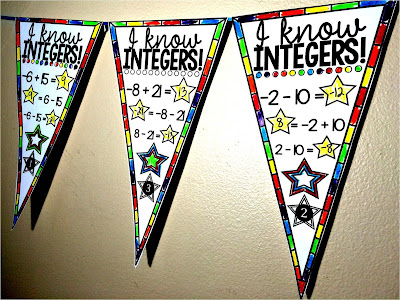 Integer Operations Pennant