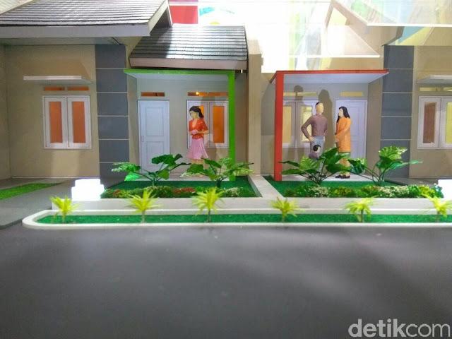 Ini Dia Rumah Subsidi DP 1% Dipinggiran Jakarta Bekasi Event Pameran Rumah Murah 2017
