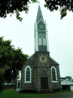 Igreja de São José do Herval,  a Igreja de Pedra, Morro Reuter