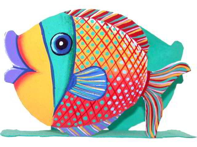 Dibujos De Peces A Color Para Imprimir: Dibujos De Peces Para Imprimir