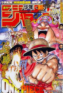 One Piece 858 Mangá – Português