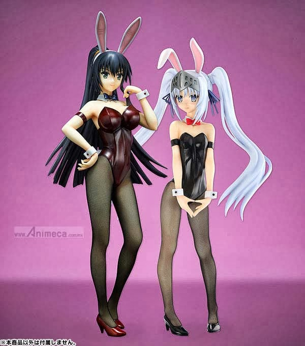FIGURE SERAPHIM BUNNY Ver. Kore wa Zombie Desu ka? Of the Dead FREEing
