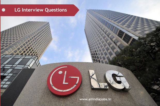 LG Interview Questions