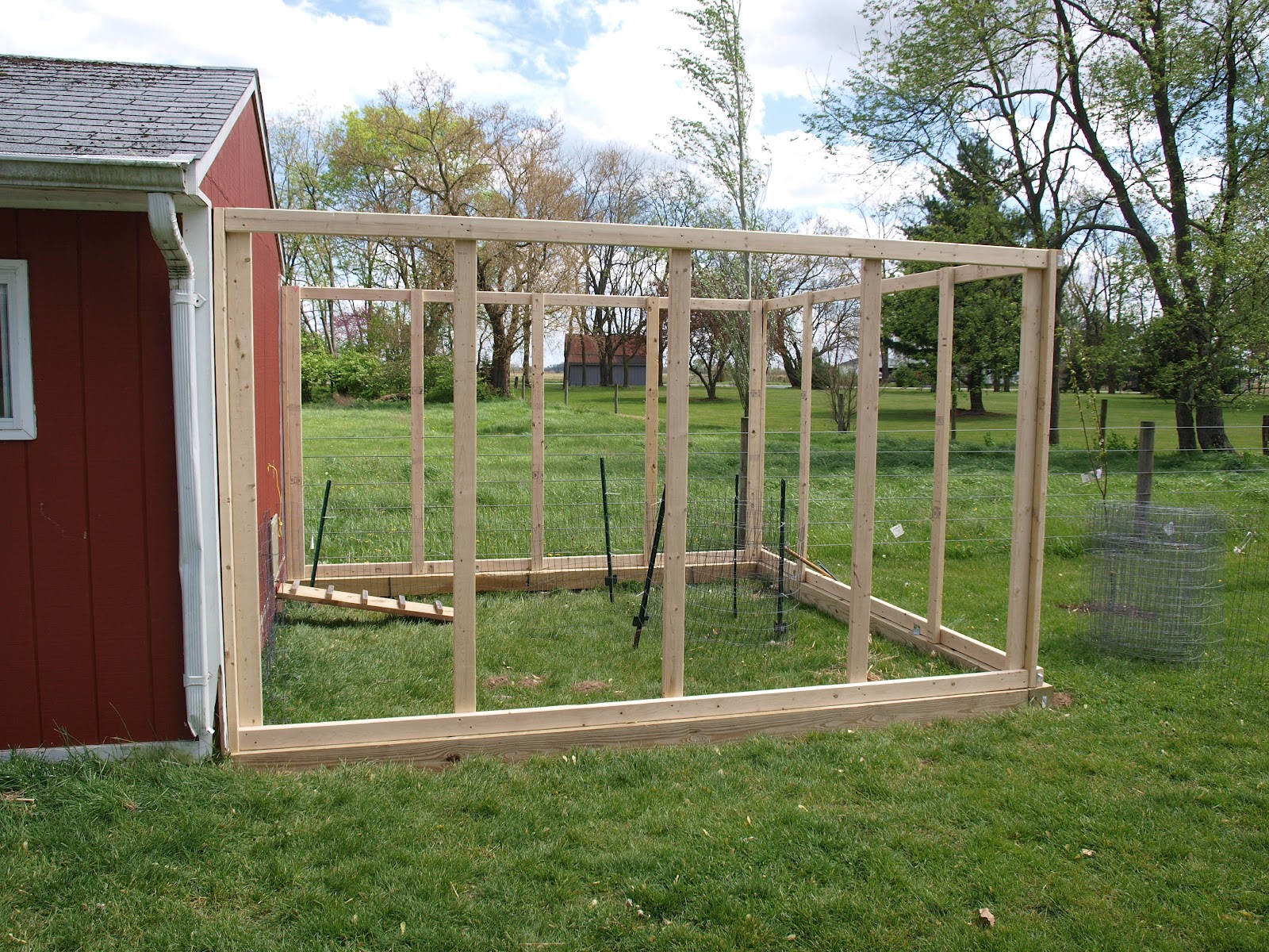 ~Ohio Thoughts~: Building a Chicken Coop