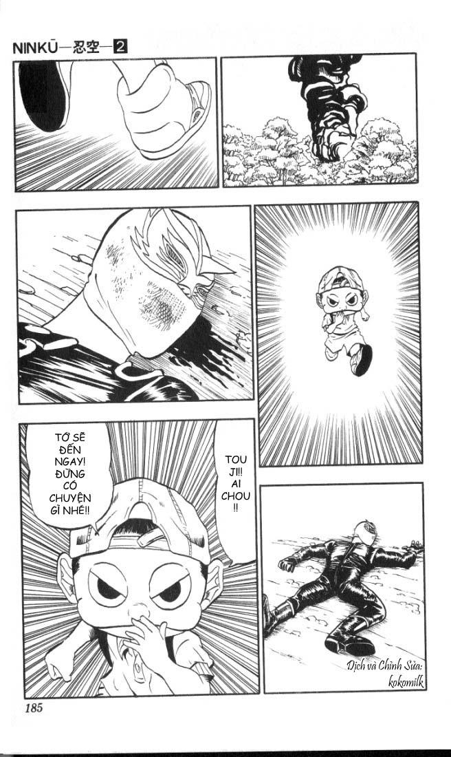 NINKU vol 17 trang 19