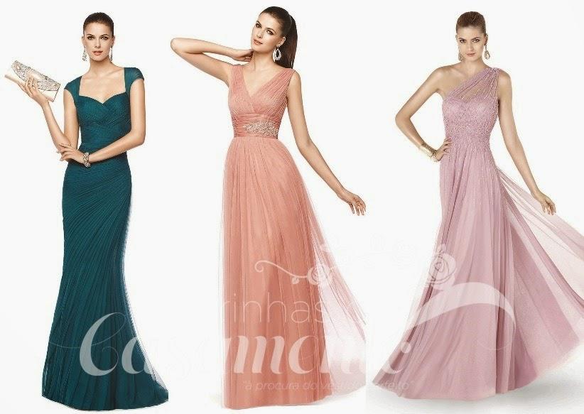 2d14d52e1f6 Vestidos clássicos e chiques para madrinhas - Madrinhas de Casamento