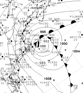 Cliff Mass Weather and Climate Blog: Nor'Easters versus