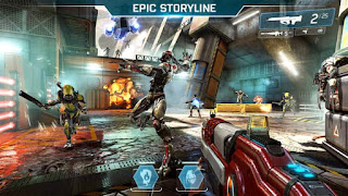 Shadowgun Legends Apk Data Obb - Free Download Android Game