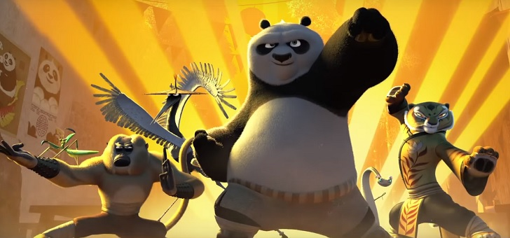 Cute Overweight PO is Returning Back In Kung Fu Panda 4