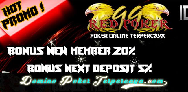Red99poker | Bonus Poker Idn 20% Hingga 100.000 Chip Freebet