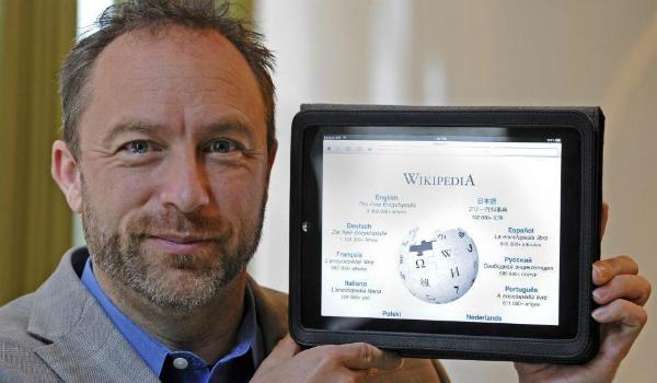 مؤسس ويكيبيديا يطلق منصة Wikitribune لمحاربة الأخبار الكاذبة