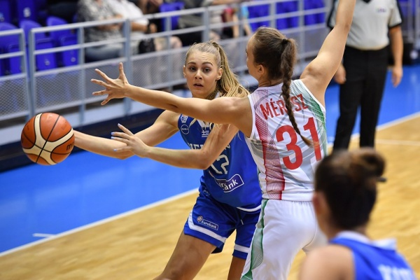 Εθνική Νεανίδων: Ουγγαρία – Ελλάδα 87-63
