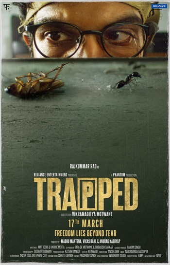 Trapped 2017 Hindi pDVDRip x264 700MB