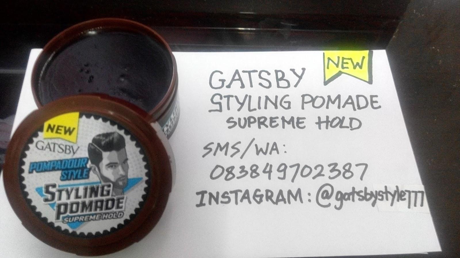 Jual Gatsby Moving Rubber Amp Gatsby Styling Pomade Gatsby