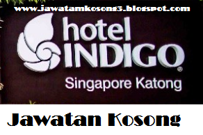 Iklan Kerja Kosong Hotel Indigo