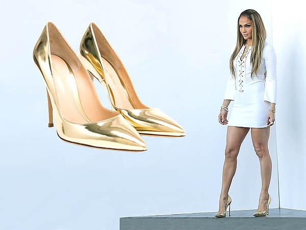 Tampil seksi dengan Stiletto High Heels