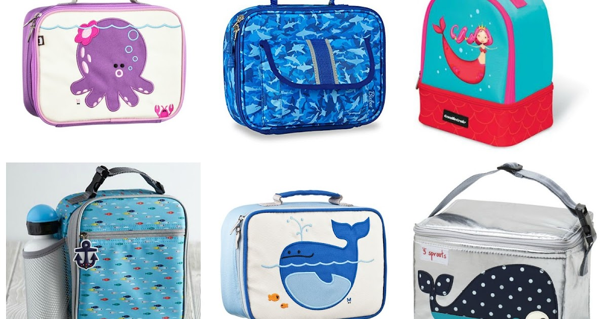 Well-known Nautical by Nature: Back to School: Nautical backpacks and lunch boxes VH38