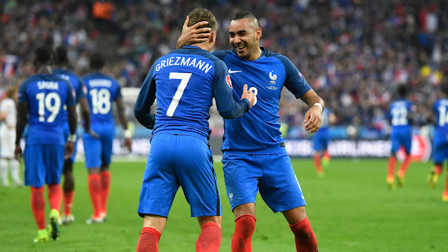 Perancis 5-2 Islandia : Si Tampan dan Si Cantik Belum Tentu Jadian!