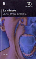 La Náusea, de Jean Paul Sartre