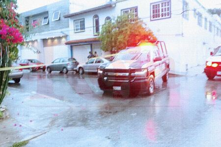 Otra muerte rara en Playa del Carmen. Ahora en la colonia Ejido