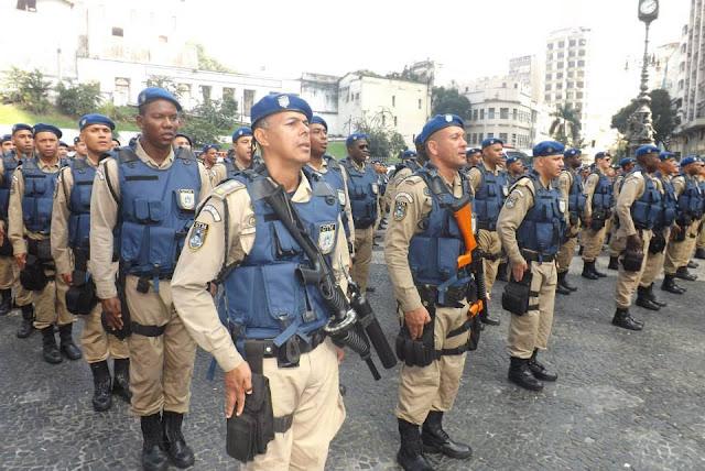Prefeitura do Rio reajusta em 25% o valor da cota extra de Guardas Municipais no carnaval
