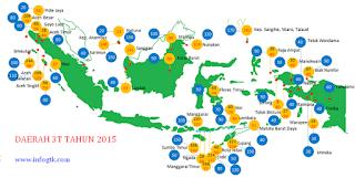 ilustrasi daerah 3T Daerah 3T (Tertinggal Terdepan dan Terluar)