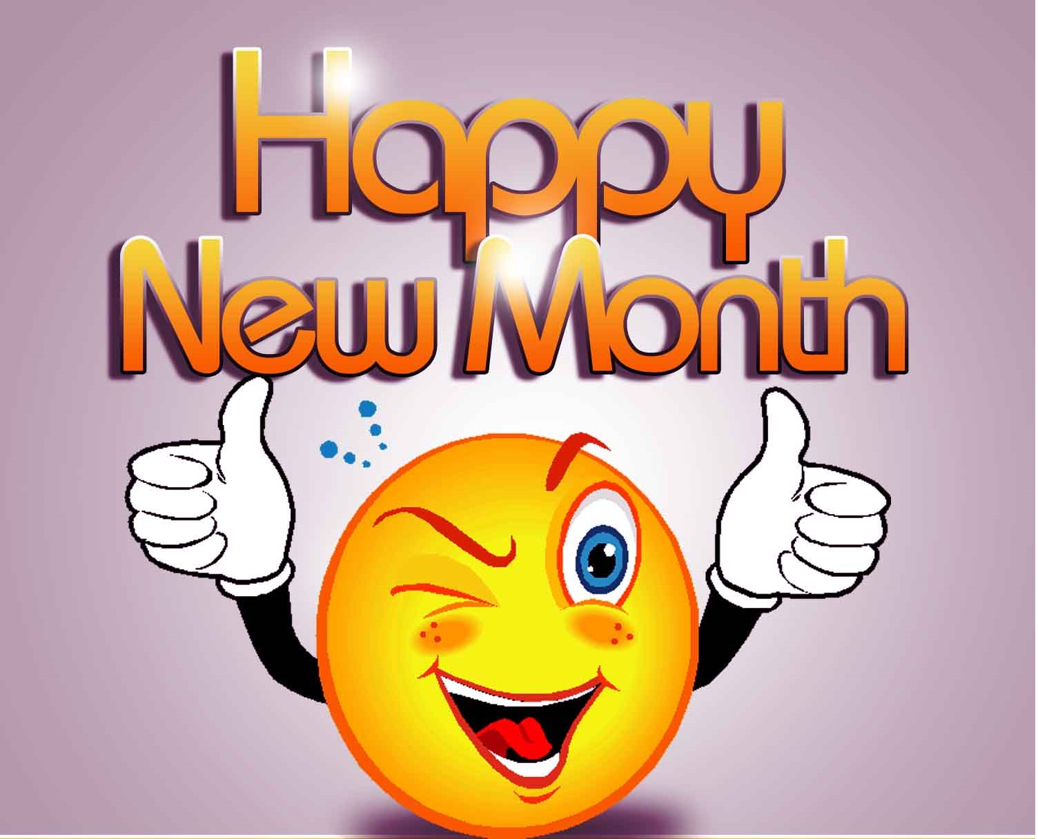 Top 50 happy new month sms and wishes
