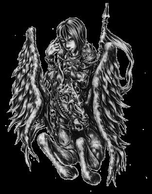 Seere, Sear, Seir, Daemon, Goetia, Demonologia, Ocultismo