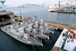 Kapal Patroli Kelas PKX-B (Chamsuri II)