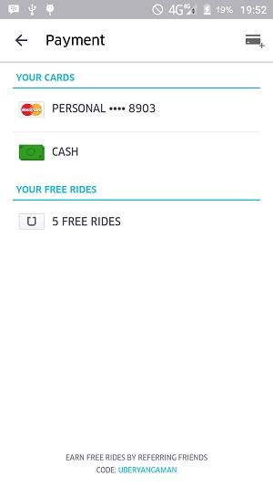 Kode Promo UberMotor