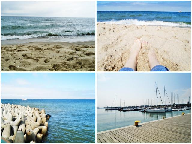 Nasze wakacje nad morzem [relacja]