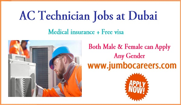 Dubai jobs for Indians, Recent jobs in Dubai with salary,